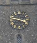 Image for Church Clock - St Mary & All Saints' Church, Church Street, Little Walsingham, Norfolk, NR22 6BH