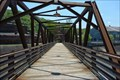 Image for Bethlehem Steel Company Foot Bridge - Johnstown PA