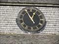 Image for Clock on Minster Abbey - Minster, Kent. UK
