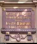 Image for Estabilishing of the General Seminary -  Clementinum main portal / Založení Generálního semináre - Hlavní portál Klementina  (Prague)