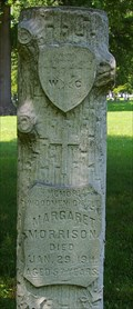 Image for Margaret Morrison- Calvary Cemetery St. Louis MO