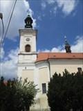 Image for Barokni kostel svate Mari Magdaleny - Rousinov, Czech Republic