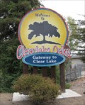 Image for Gateway to Clear Lake  -  Clearlake Oaks, CA
