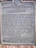 Image for RUDD CABIN