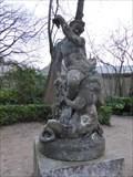 Image for Faune jouant avec une Panthère - Tours, France
