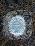 Image for USGS '65 JD 1960' BM - Modoc County, CA