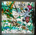 Image for Saint George and the Dragon - Castle Inn & Suites ~ Anaheim, California
