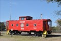 Image for Seaboard Railway Caboose #20910 - McBee, SC