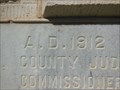 Image for 1912 - Pecos County Courthouse, Ft. Stockton, TX