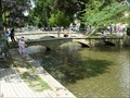 Image for Footbridge - 1776 - River Windrush, Bourton on the Water, Gloucestershire, England