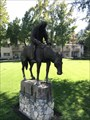 Image for Indian on Horseback - Los Gatos, CA