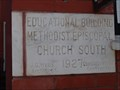 Image for 1927 - First United Methodist Church of Terrell Education Building - Terrell, TX