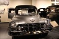 Image for 1951 Cadillac Landelet Hearse -- National Museum of Funeral History, Houston TX