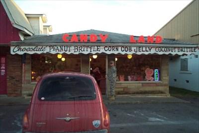Drury's Candy Shop