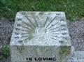 Image for Sundial Memorial, Church of St.Bartholomew, Church Road, Wickham Bishops, Essex. CM8 3LA.