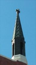 Image for JS4182 - Lodi Zion Reformed Church Spire - Lodi, CA