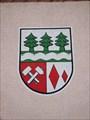 Image for Das Wappen der Gemeinde - Unterwellenborn/THR/Germany
