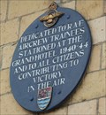 Image for RAF Training School, Grand Hotel, St Nicholas Cliff, Scarborough, Yorks, UK