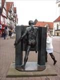 Image for Homme passant la porte - Celle, Niedersachsen