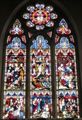 Image for East Window -  St John the Baptist - Skewen, Wales.