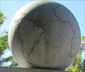 Image for Veterans Memorial Earth Globe - Wheeling, West Virginia