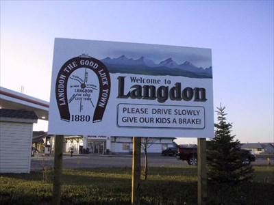 Image result for langdon alberta