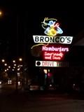 Image for Bronco's Hamburgers