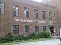 Image for Sutton Baptist Church - Sutton, Surrey, UK