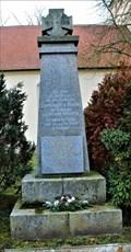 Image for Kriegerdenkmal Samswegen, Börde, Sachsen-Anhalt, Germany