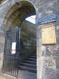 Image for Calton Old Burial Ground and Monuments - Edinburgh, Scotland, UK