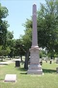 Image for George White - Pecan Grove Memorial Park - McKinney, TX