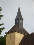 Image for Glockenturm Dorfkirche Kletzen - Sachsen, Germany