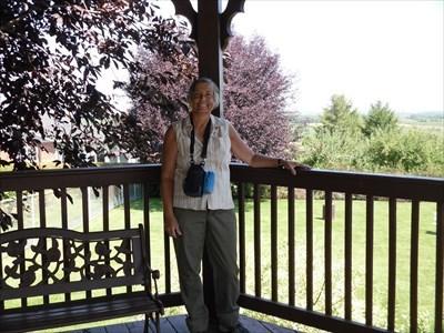 En visite a Saint-Joseph du Lac