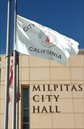 Image for City of Milpitas Municipal Flag - Milpitas, CA