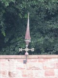 Image for Yacht Weather Vane - Rudyard, Nr Leek, Staffordshire Moorlands.