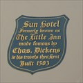 Image for The Sun Hotel/The Little Inn -- Canterbury, Kent, UK