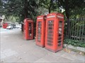 Image for Red Telephone Boxes - Russell Square, London, UK