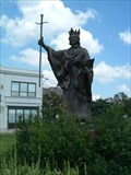 Image for Monarchs - King Louis IX, of France - St. Louis, Missouri