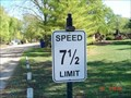 Image for 7 1/2  MPH in the camp ground.