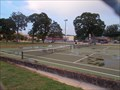 Image for Woodland Park tennis courts - Shawnee, OK