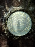 Image for USGS MARK NEAR TUSCA 1935 - Perry County, PA