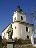 Image for Kostel sv. Mikulase, Tisova, CZ, EU