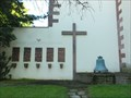 Image for Combined World War Memorial at St. Mauritius (Ebersmunster) - Alsace / France