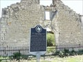 Image for Saint Dominic Catholic Church and Cemetery - (Old) D'Hanis, TX
