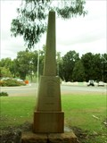 Image for Gingin War Memorial,  Western Australia
