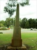 Image for Gingin War Memorial,  Western Australia