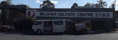 6 Hillside Court, Belgrave, Vic, 3160 Where the mail is sorted and distributed to Post Offices in eastern Melbourne. 5 May, 2016