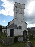 Image for Church of St Mary - Bell Tower - Pennard, Gower, Wales.