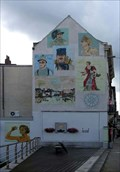 Image for Murals in Gent (Belgium)
