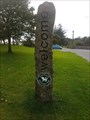 Image for Welcome Sign - Princetown, Devon